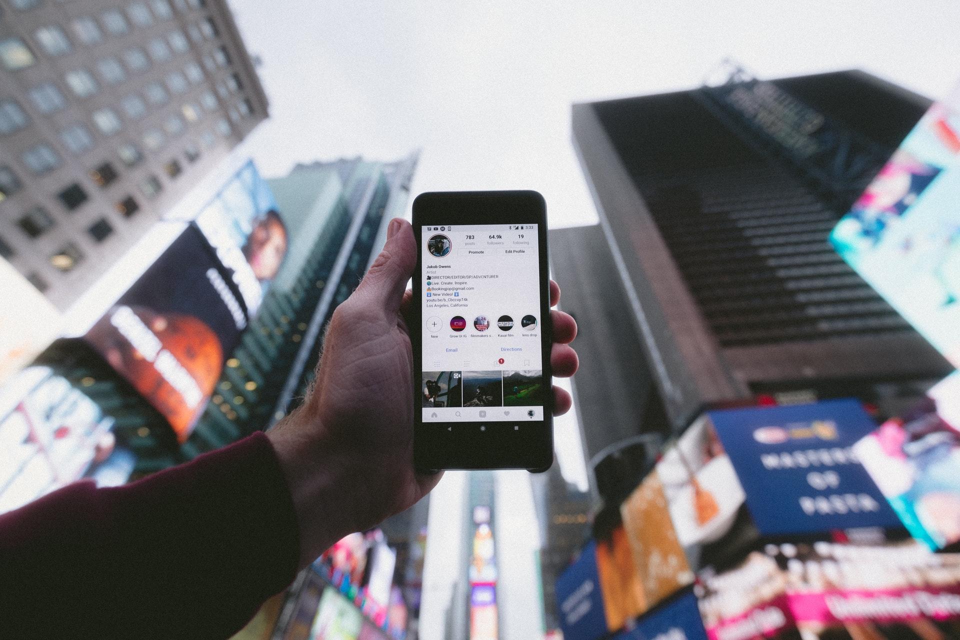 Der Preis für die wichtigsten News dieser Woche gehen an: Instagram, Google und LinkedIn